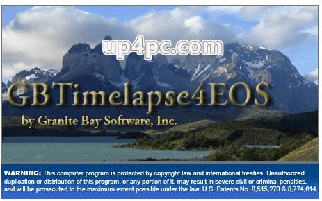 GBTimelapse Pro EOS 4.0.20.0 With Crack [Latest]