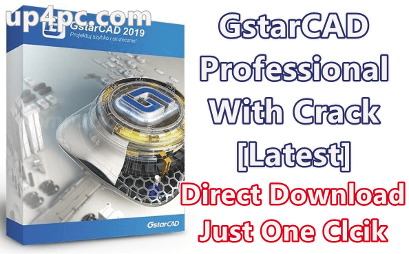 GstarCAD 2020 Professional Build 191031 With Crack [Latest]