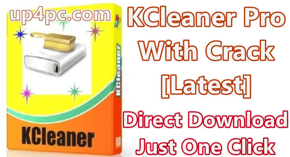 KCleaner Pro 3.6.5.104 With Crack [Latest]