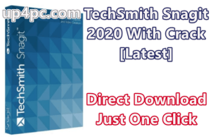 TechSmith Snagit 2020.0.2 Build 4781 With Crack [Latest] 1