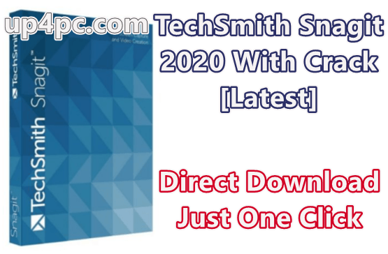 TechSmith Snagit 2020.0.1 Build 4658 With Crack [Latest]