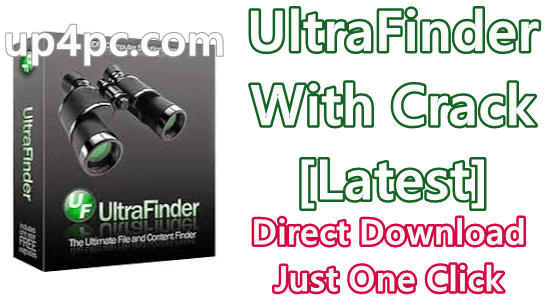 UltraFinder 19.00.0.64 With Crack [Latest]