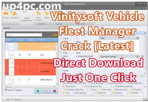Vinitysoft Vehicle Fleet Manager 4.0.7255.37755 With Crack [Latest]