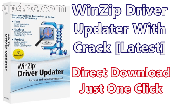 WinZip Driver Updater 5.31.3.10 With Crack [Latest]