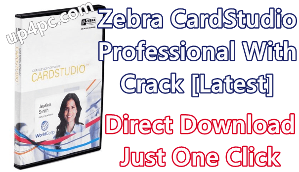 Zebra CardStudio Professional 2.0.20.0 With Crack [Latest]