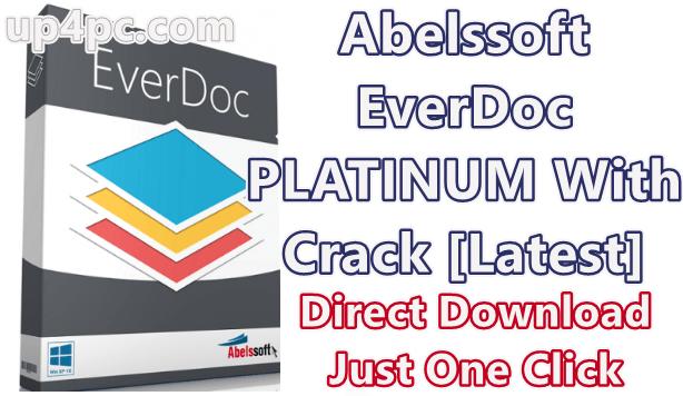 abelssoft EverDoc PLATINUM v2020.4.02 With Crack [Latest]