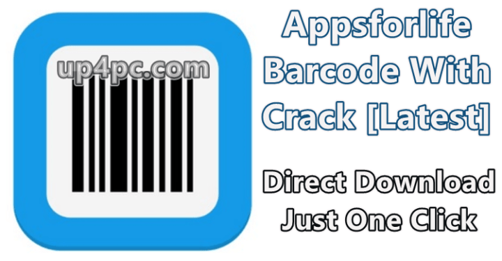 Appsforlife Barcode 1.12.2 With Crack [Latest]