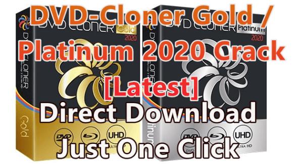 Dvd-cloner gold platinum 2020 17. 00 build 1454 with crack [latest.