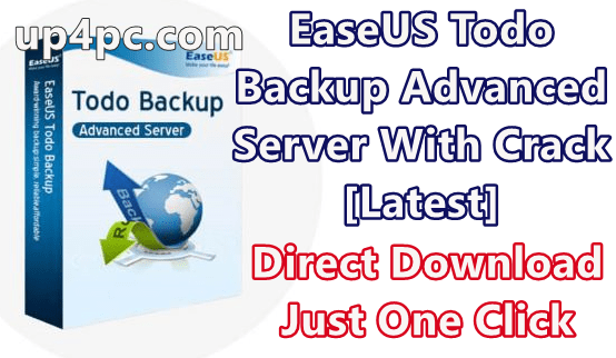 Easeus Todo Backup Advanced Server 13.0.0.0 With Crack [Latest]