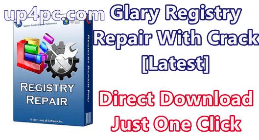 Glary Registry Repair 5.0.1.103 With Crack [Latest]
