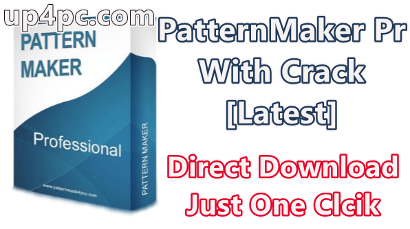 PatternMaker Pro 7.5.2 Build 3 With Crack [Latest]