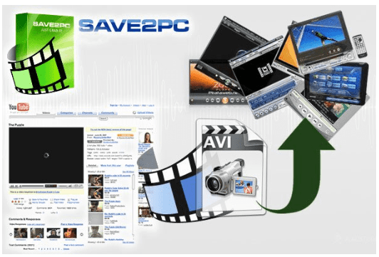 Save2Pc Ultimate 5.5.8.1589 With Serial Key [Latest]
