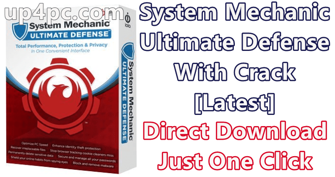 System Mechanic Ultimate Defense 20.0.0.4 With Crack [Latest]