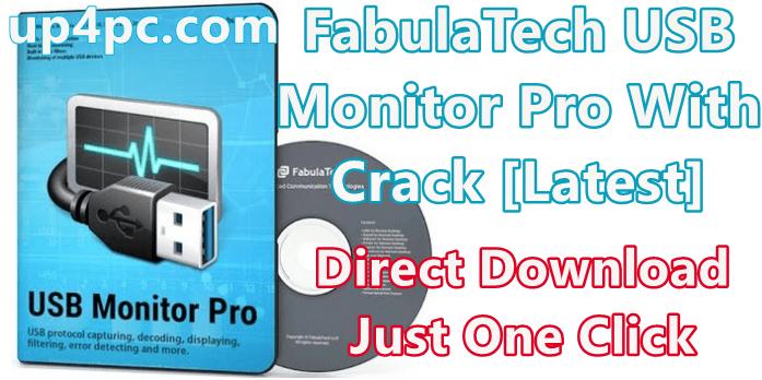 FabulaTech USB Monitor Pro 2.8.0.1 With Crack [Latest] 1