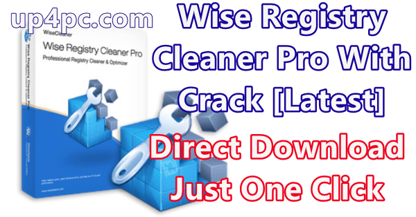 Wise Registry Cleaner Pro 10.2.7.687 With Crack [Latest]