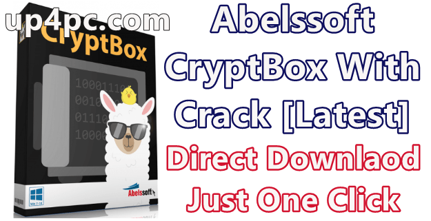 Abelssoft CryptBox 2020 v8.21.23 With Crack [Latest]