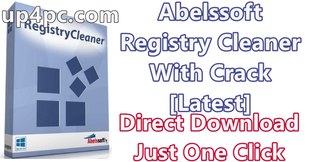 Abelssoft Registry Cleaner 2020 v5.11 With Crack [Latest]
