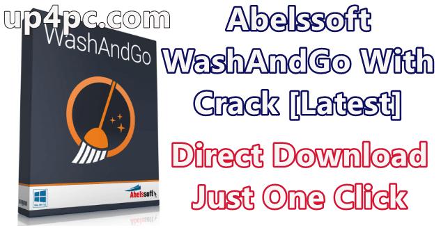 Abelssoft WashAndGo 2020 v24.9.246 With Crack [Latest]