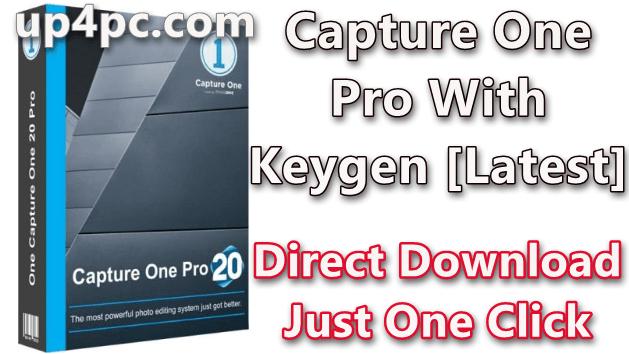 Capture One Pro 20 v13.0.2.13 With Keygen [Latest]