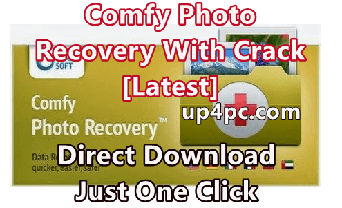 Comfy Photo Recovery 4.8 With Crack [Latest]