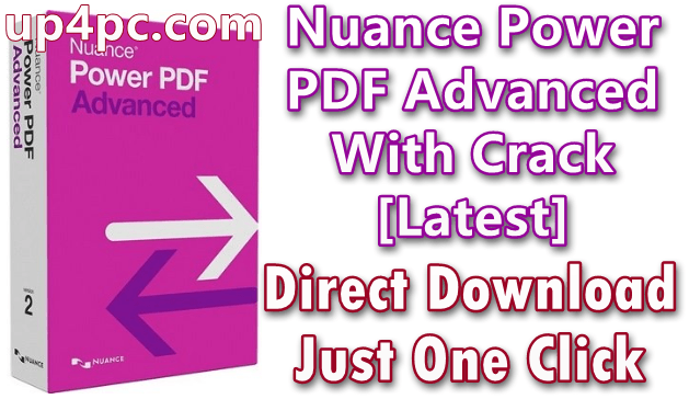Nuance Power PDF Advanced 2.10.6415 With Crack [Latest]