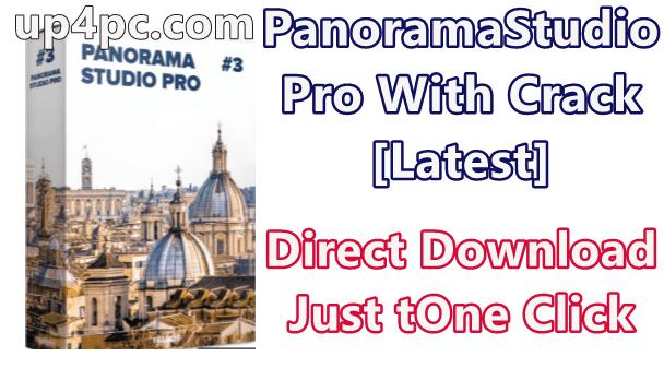 PanoramaStudio Pro 3.4.2.291 With Crack [Latest]
