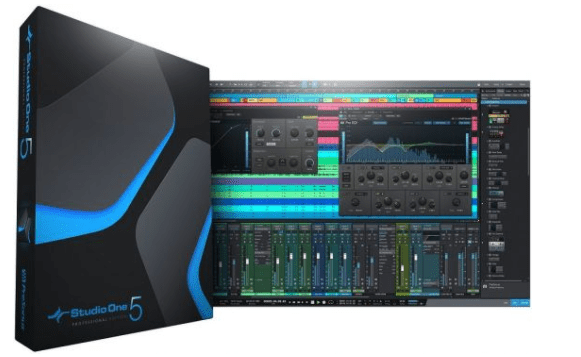 PreSonus Studio One Pro 5 Crack Download [Latest]