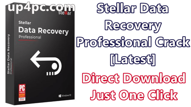 Stellar Data Recovery Professional 9.0.0.3 With Crack [Latest] 1