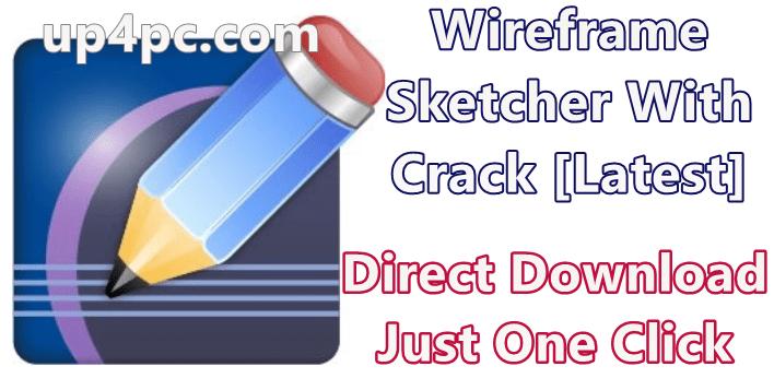 WireframeSketcher 6.2.1 With Crack [Latest]