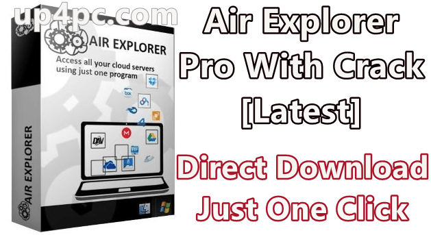 Air Explorer Pro 2.8.1 With Crack Download [Latest]