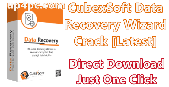 CubexSoft Data Recovery Wizard 4.0 With Crack [Latest]