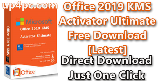 Office 2019 KMS Activator Ultimate 1.3 Free Download [Latest]