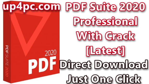 PDF Suite 2020 Professional + OCR 2020 v18.0.26.4880 With Crack [Latest]