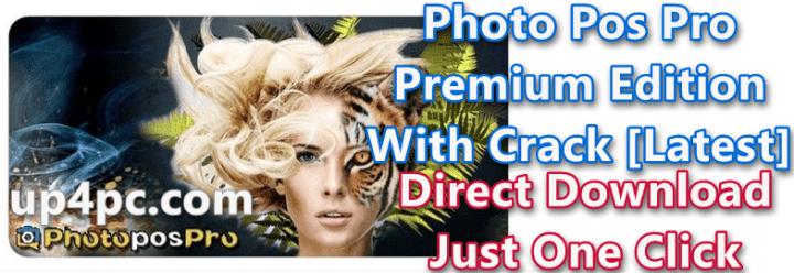Photo Pos Pro Premium Edition 3.62 Build 21 With Crack [Latest]