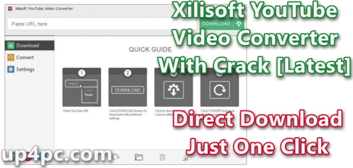 Xilisoft YouTube Video Converter 5.6.9 Build 20200202 With Crack [Latest]