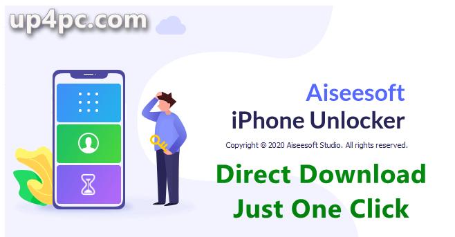 Aiseesoft iPhone Unlocker 1.0.10 With Crack [Latest]