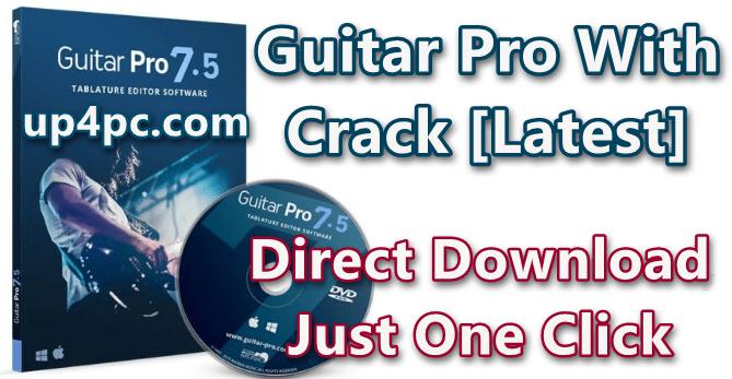 Guitar pro 7.5 free download