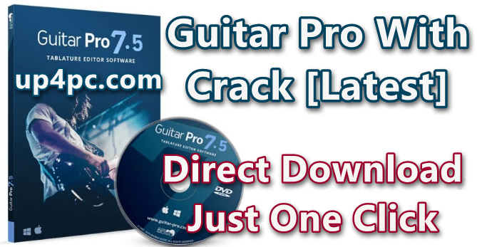 Guitar Pro 7.5.4 Build 1788 With Crack [Latest]