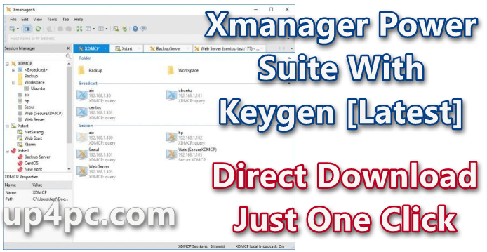 Xmanager Power Suite 6 Build 0186 With Keygen [Latest]