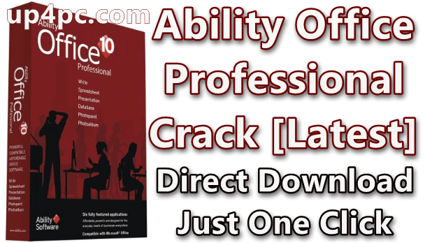 Ability Office Professional Crack 10.0.1 With Pre-Patched [Latest]
