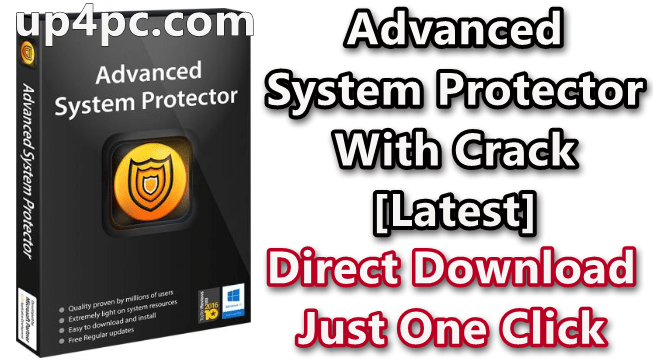 Advanced System Protector 2.3.1001.26010 With Crack [Latest]