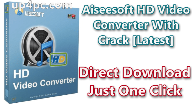 Aiseesoft Hd Video Converter 9.2.26 With Crack [Latest]