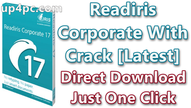 Readiris Corporate 17.3 Build 76 With Crack [Latest]