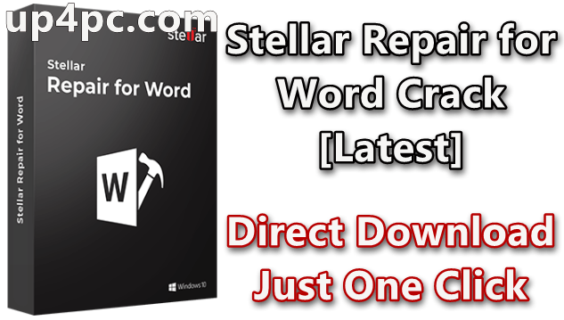 Stellar Repair For Word 6.0.0.0 With Crack [Latest]