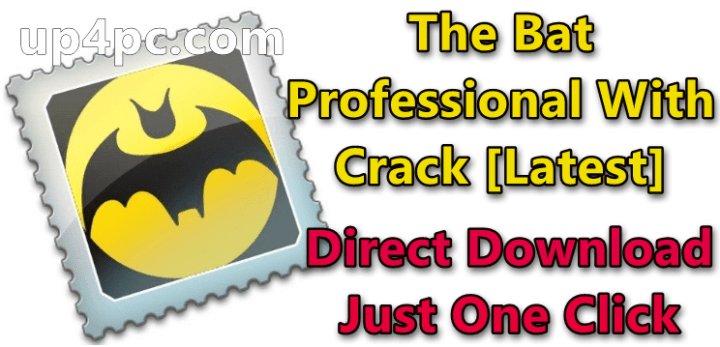 The Bat Professional 9.1.10 With Crack [Latest]