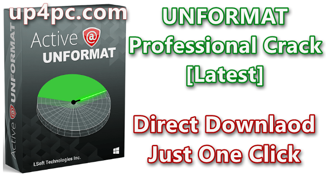 UNFORMAT Professional 10.0.1 With Crack [Latest]