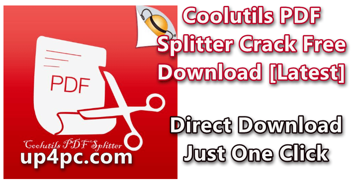 Coolutils PDF Splitter 5.2.0.8 With Crack Free Download [Latest]