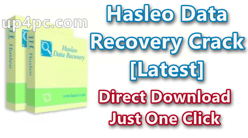 Hasleo Data Recovery 5.5 Crack Download [Latest]