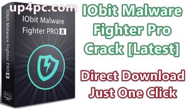 IObit Malware Fighter Pro Crack Full Download