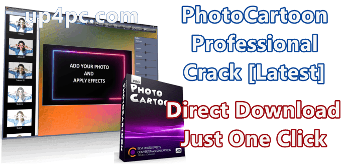 Photocartoon Professional 3.0 With Crack [Latest]